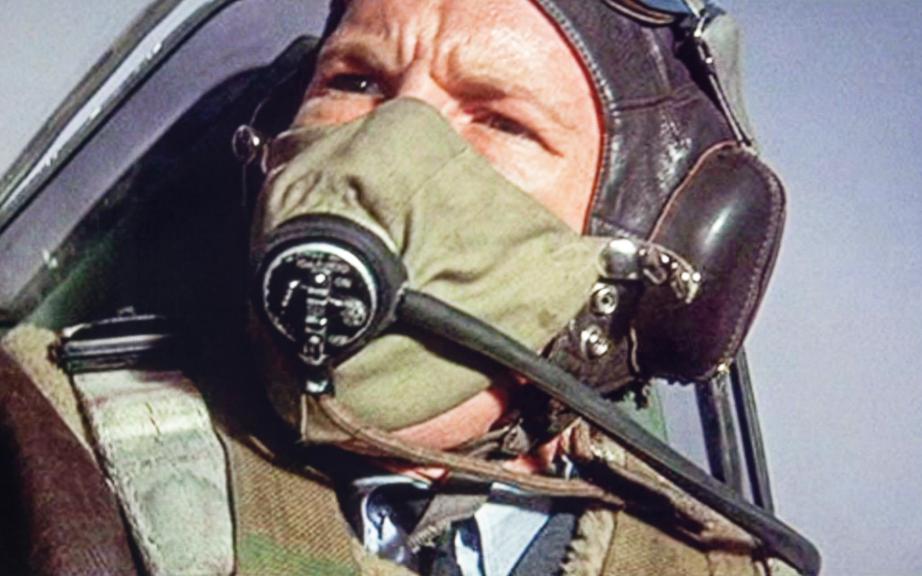Raf Pilot Simon